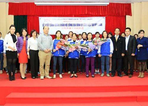 Xuat Canh Dai Loan